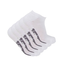 JetPilot Corp Ladies Ankle Sock - White - Osfm