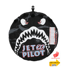 JetPilot Gripper 2 Person Towable - Black