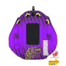 JetPilot JP1 Wing Towable - Purple/Lime