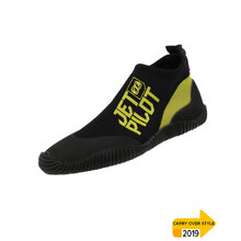 JetPilot Hi Cut Hydro Shoe - Black/Yellow
