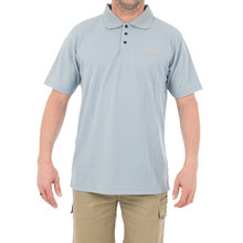 JetPilot Fueled Polo Shirt - Ice Marle