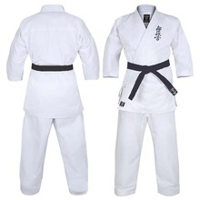 Kyokushinkai Uniform - 14Oz Brushed Canvas