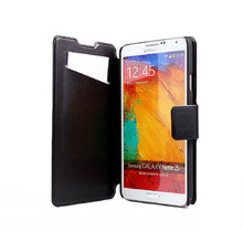 AGILE Slim Wallet Case - Samsung Galaxy A3 - Black