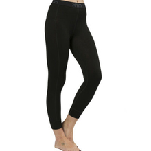 XTM Adult Female Thermal Bottoms Merino Ladies Pant Black