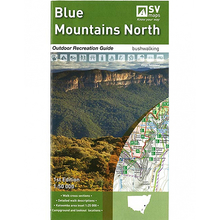 Spatial Vision Blue Mountains North Outdoor Recreation Guide