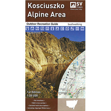 Spatial Vision Kosciuszko Alpine Area Outdoor Recreation Guide