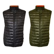 XTM Mens Puffer Stuff-It Vest