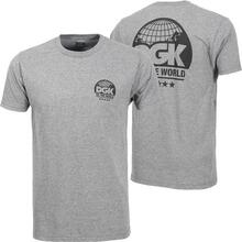 Dgk Skateboard Tee World Class Prem Heather