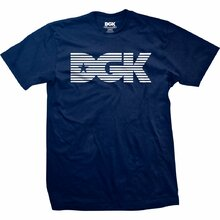 Dgk Skateboard Tee Levels Navy