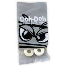 Doh Skateboard Bushing 98 - White