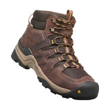 Keen Gypsum II Mid Waterproof Mens - Coffee Bean Bronze Mist