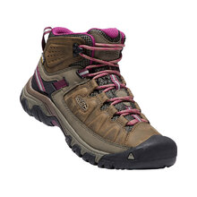 Keen Targhee III Mid Waterproof Womens - Weiss Boysenberry