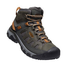 Keen Targhee Vent Mid Men's - Raven Bronze Brown