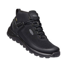 Keen Citizen Evo Mid Waterproof Men's - Tripple Black Black