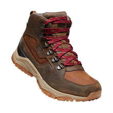 Keen Innate Leather Mid Waterproof Womens - Praline Cherry