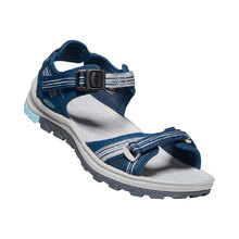 Keen Terradora II Open Toe Sandal Womens Shoes - Navy Light Blue