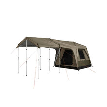 BlackWolf Turbo 240 Extenda Awning - Khaki