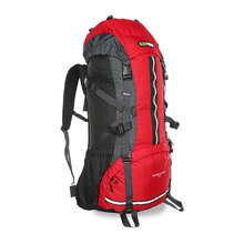 BlackWolf Mountain Ash 75 Trek Pack - Chilli Charcoal