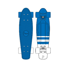 Penny Complete Cruiser Skateboard - 22 Tail Block