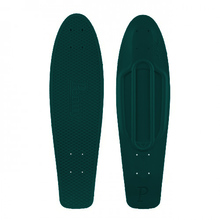 Penny Cruiser Skateboard Deck - NKL 27 Bottle (7721C) - Green