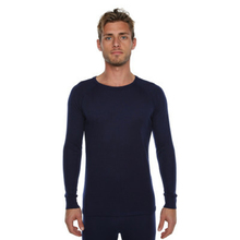 XTM Adult Unisex Thermal Tops Unisex Thermal Top Navy