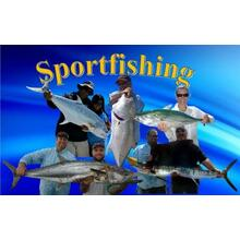 1 Day Sport & Game Fishing Charter