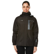 XTM Adult Female Active Jackets Kimberley Rain Jacket Black