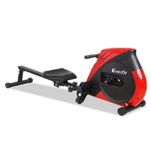 4 Level Rowing Exercise Machine