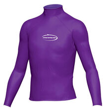 Mirage Junior Lycra Rash Long Sleeve Shirt Purple
