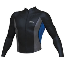 Mirage Men's Watersport Rash Top - Black