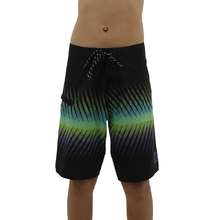 JetPilot Firestorm Youth Boardshort - Black/Purple