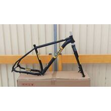 Salted Bikes Salted Frameset Blowfish (Frame and Fork) Small Bl