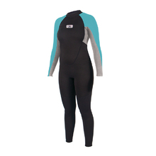 Ocean & Earth Ladies Surf School Steamer - 3/2mm - Aqua