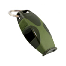 Fox40 SHARX Whistle with Lanyard - Green/Green