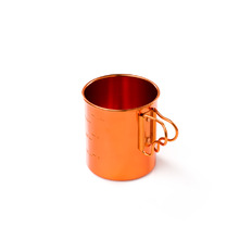 GSI Bugaboo Cup 410Ml Tableware Orange