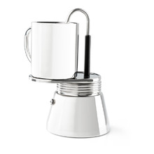 GSI Miniespresso 4 Cup Coffee S/Steel