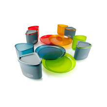 GSI Infinity 4 Person Compact Tableset Tableware Multicolour