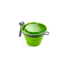 GSI Collapsible Fairshare Mug Tableware Lime