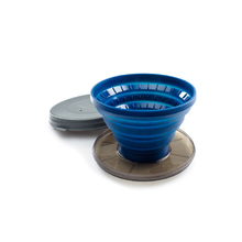 GSI Collapsible Java Drip Coffee Blue