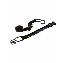 Rok Straps Strap Adjustable (25 X 4500) Straps Wide Black/Blue/Green