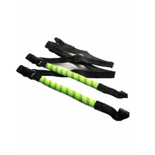 Rok Straps Pack Fastener Adjustable (16 X 1050) Straps Narrow Green/Black