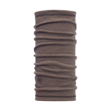Buff 3/4 Merino Wool Summer Solid Walnut Brown