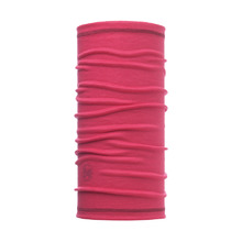 Buff 3/4 Merino Wool Summer Solid Wild Pink