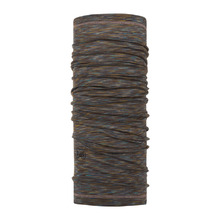 Buff Lw Merino Wool Fossil Multi Stripes