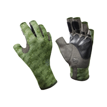 Buff Gloves Angler Skoolin Sage