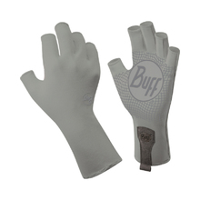 Buff Gloves Water Light Grey