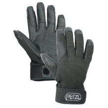 Petzl Cordex Belay/Abseiling Gloves Black