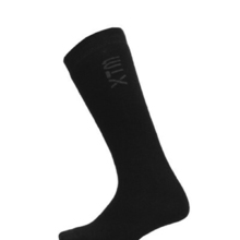 XTM Adult Unisex Socks Adults Tube Sock Black - One Size