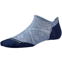 Smartwool Women's PHD Run Light Elite Micro Socks Blue/Stl