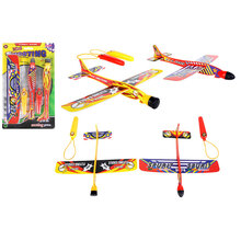 2 Per Pack Mini Shooting Glider Air Craft